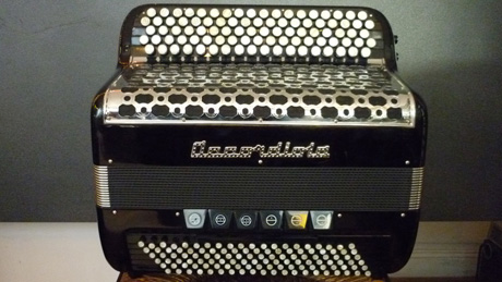 Accordeon Accordiola trois voix basses standard convertisseur