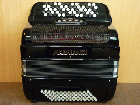 Accordeon Mengascini convertisseur premier cycle